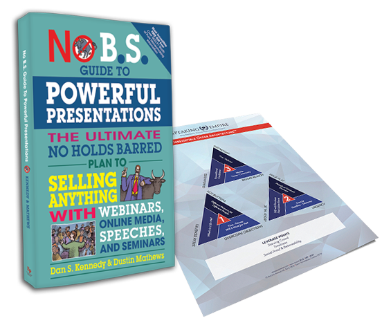 No B.S. Guide to Powerful Presentation